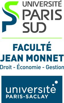 Logo JEAN MONNET_UPSaclay BLEU